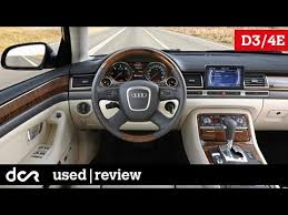 buying used audi buying a used audi a8 d3 4e 2002 2009 common issues buying