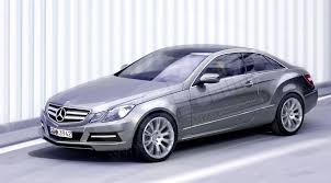 mercedes e 350 coupe mercedes e class coupe 2009 revealed by car magazine
