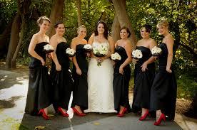 wedding bridesmaid dresses wedding ideas black bridesmaid dresses for summer wedding