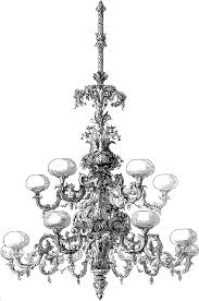 Black Chandelier Clip Art Chandelier Clip Art Free Chandeliers Design Clipartandscrap