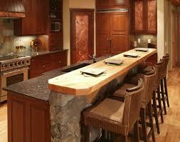kitchen kitchen house granite kitchen island table skill black