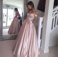 dress for wedding party the shoulder pink prom dresses dresses wedding party