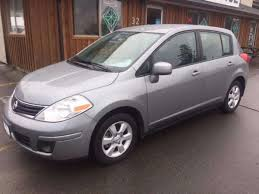 dark grey nissan versa used inventory shannon motors in parksville bc