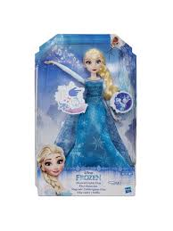 disney frozen northern lights elsa music and light up dress disney frozen musical lights elsa doll house of fraser