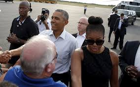 Vacation Obama Barack Obama On Martha U0027s Vineyard A Presidential Vacation Telegraph