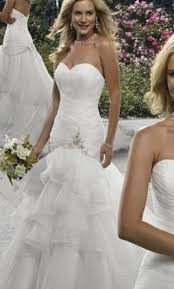 forever yours 411110 550 size 8 new un altered wedding dresses