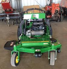 john deere quicktrak 675a mower 54