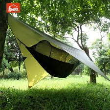 lightweight waterproof ripstop rain fly hammock tarp cover tent