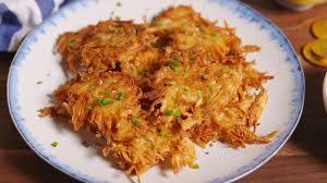24 best potato latke recipes easy hannukah potato pancakes