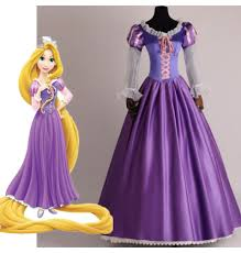 timecosplay disney rapunzel tangled mother dress cosplay party