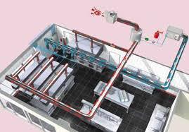 extracteur d air cuisine professionnelle solutions de récupération d énergie pour la ventilation de cuisine