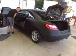 matte black car matte black civic perpetualroad