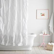 White Shower Curtains Bohemian Style Shower Curtains Hgtv S Decorating Design