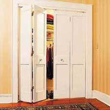 How To Install Folding Closet Doors How To Install Bifold Doors Step Guide Hardware And Bi Fold Doors