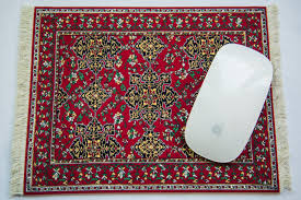 Persian Rug Mouse Mat by Metropolitan Museum Of Art Star Ushak Rug Mouse Pad