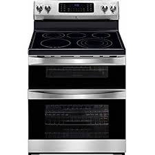 Clean Electric Cooktop Amazon Com Kenmore 94199 5 4 Cu Ft Self Clean Electric Range In