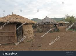 Mexican Thatch Roofing by Mud Huts Thatch Roofs Home Maasai Stock Photo 176810903 Shutterstock