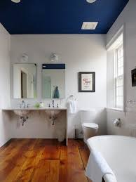 Should Bathroom Ceiling Be Painted White Ideas