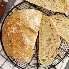 no knead dutch oven bread versus dough
