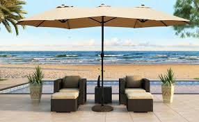 patio outdoor patio umbrella home designs ideas