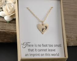Baby Remembrance Jewelry Stillborn Etsy