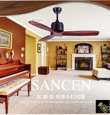 Dining Room Ceiling Fans With Lights by Popular Wooden Ceiling Fan Buy Cheap Wooden Ceiling Fan Lots From