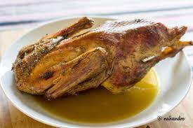 cuisiner du canard recette de canard rôti en vidéo nahandro