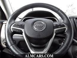 jeep steering wheel 2014 used jeep cherokee cherokee latitude at alm gwinnett serving