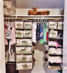 organizing tips for the nursery closet on a budget cup of tea
