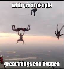 Parachutes Parachutes Everywhere Memegenerator Net What We - 53 best skydiving images on pinterest skydiving tandem jump and