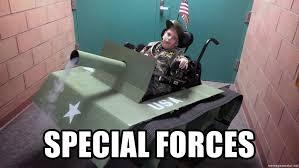 Special Forces Meme - special forces special forces kid meme generator