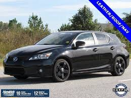 lexus ct 200h for sale used 2011 lexus ct 200h for sale raleigh nc cary g3571a