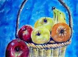 fruit in a basket fruit in a basket suzanne berton