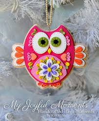 list of synonyms and antonyms of the word handmade owl ornaments