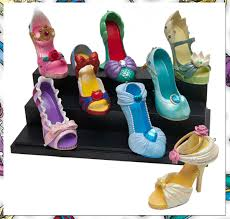 disney princess high heel shoe ornaments the disney collectable