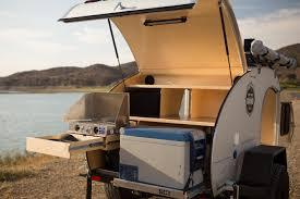 camper trailer sliding kitchen camper trailer sliding kitchen
