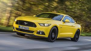 2017 ford mustang review top gear