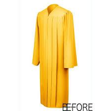 graduation gown matte gold bachelor gowns cap tassel graduation gown cap and