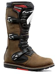 motorcycle boots uk forma boulder trials boots