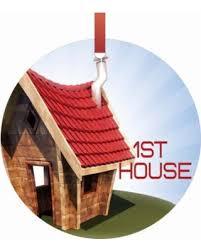 savings on 1st house tm sided flat shaped