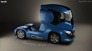 subaru 360 truck 360 view of iveco z truck 2016 3d model hum3d store