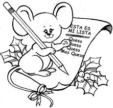 imagenes de ratones faciles para dibujar gatito de navidad para colorear opticanovosti fdd379527d71