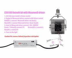 400 watt l fixture 120w post top street light led retrofit kit 180 528vac 400 watt