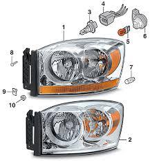 2009 dodge ram 1500 headlight bulbs headlight 2006 08 dodge ram 15002006 09 dodge ram 25002006 09