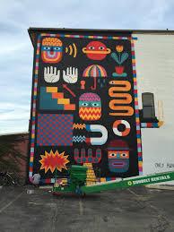 cleveland foundation s creative fusion murals brighten ohio city s creative fusion artists