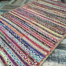 Blue And White Striped Rugs Uk Rag Rug