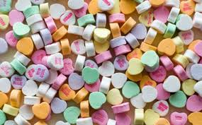 the original classic flavor necco conversation hearts