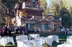 lake tahoe wedding packages lake tahoe wedding granlibakken conference center lodge
