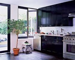 Black Lacquer Kitchen Cabinets by 57 Best Kitchen Images On Pinterest Home Kitchen And Architecture
