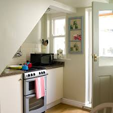 b q design your own kitchen clever kitchen designs for tricky spaces ideal home
